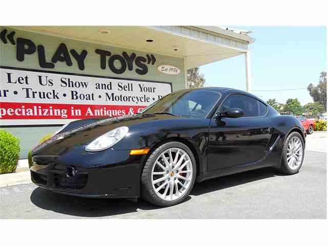 2007 Porsche Cayman | 985457