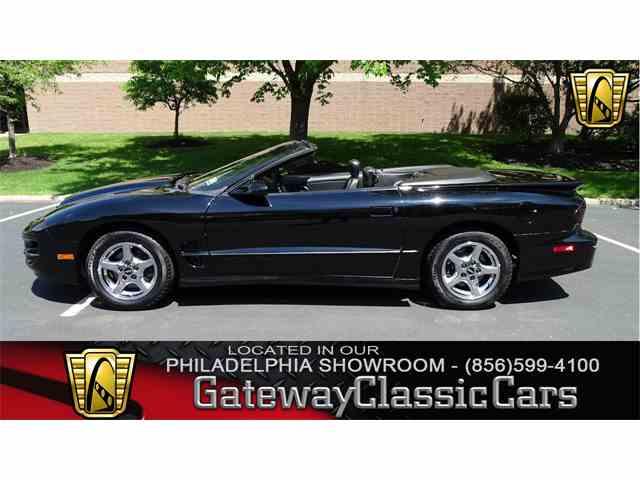 2000 Pontiac Firebird | 980546