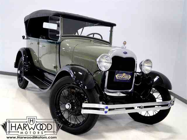 1929 Ford Model A | 985460