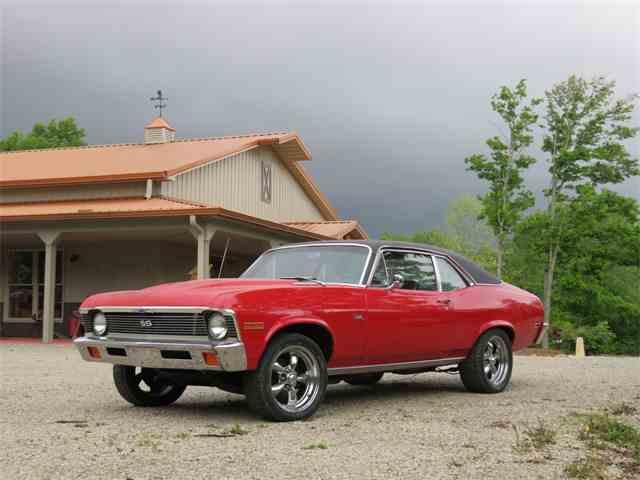 1971 Chevrolet Nova | 985461