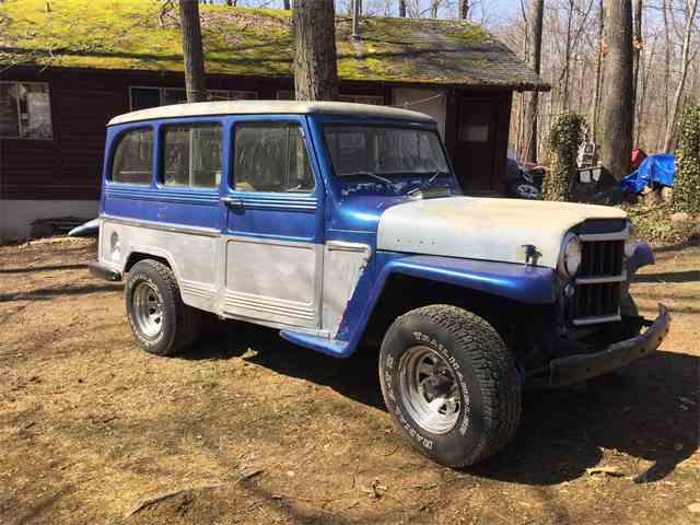1964 Willys Utility Wagon | 985462