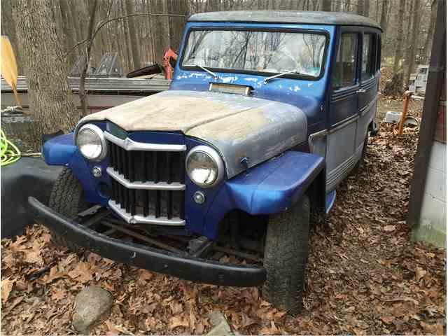 1964 Willys Utility Wagon   985462