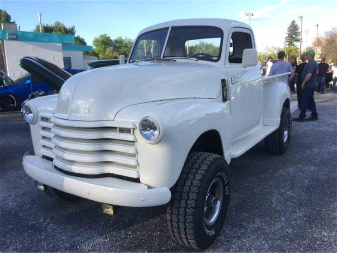 1950 Chevrolet 3100 for Sale on ClassicCarscom  11 Available
