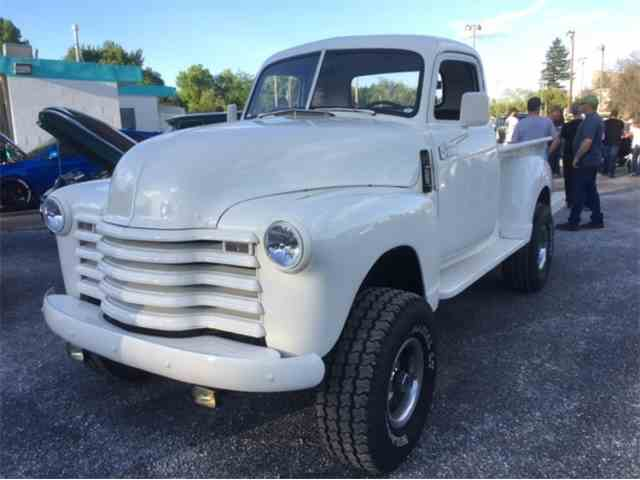 1950 Chevrolet 3100 | 985466