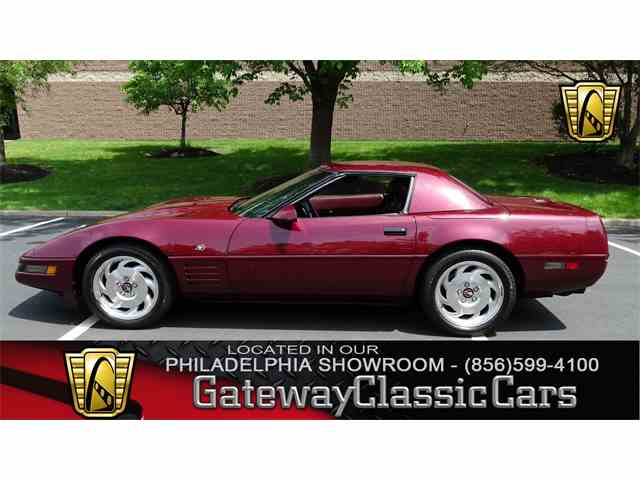1993 Chevrolet Corvette | 980547