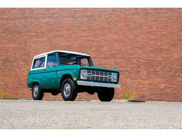 1968 Ford Bronco | 985473