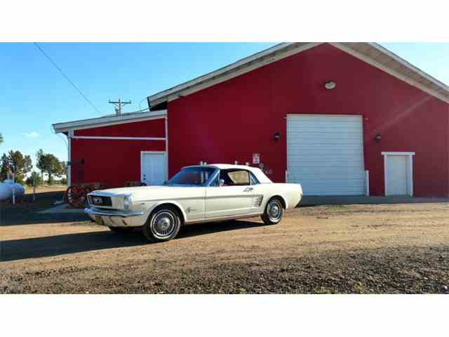 1966 Ford Mustang | 985476