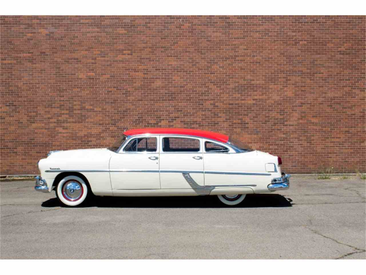 1954 hudson hornet for sale cc 985477. Black Bedroom Furniture Sets. Home Design Ideas