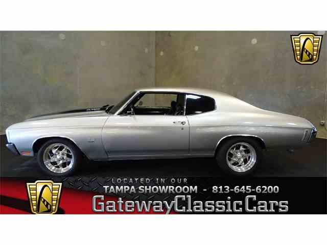 1970 Chevrolet Chevelle | 980548