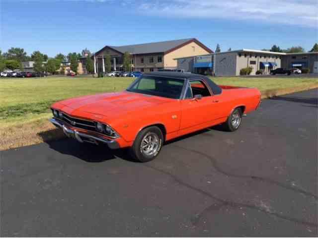 1969 Chevrolet El Camino | 985481