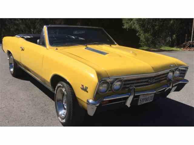1967 Chevrolet Chevelle | 985486