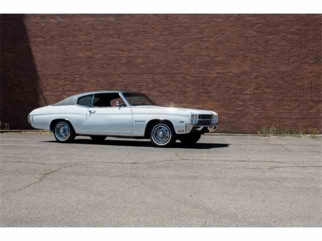 1970 Chevrolet Malibu | 985487