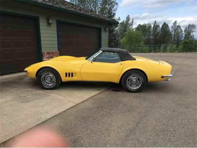 1968 Chevrolet Corvette | 985489