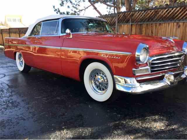 1956 Chrysler Windors | 985491