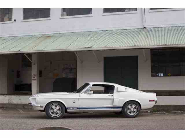 1968 Shelby GT500 | 985495