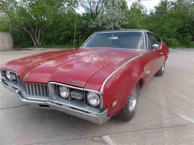 1968 Oldsmobile Cutlass | 985502