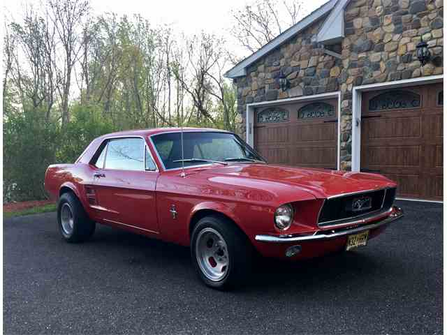1967 Ford Mustang | 985511