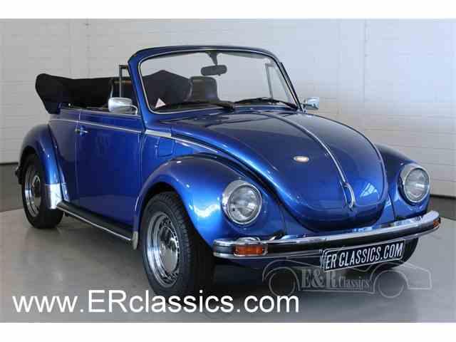 1975 Volkswagen Beetle | 985512