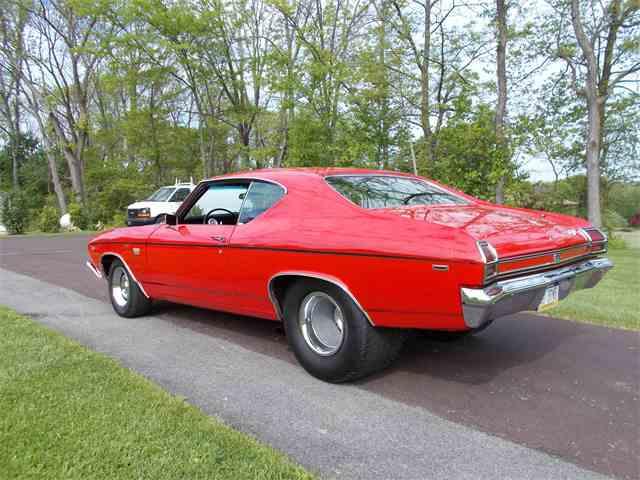 1969 Chevrolet Chevelle SS | 985518