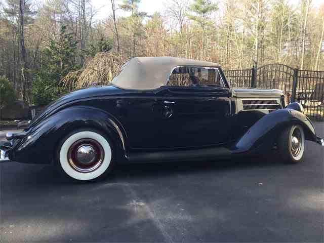 1936 Ford Cabriolet | 985522