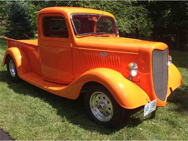 1936 Ford 1/2 Ton Pickup | 985528
