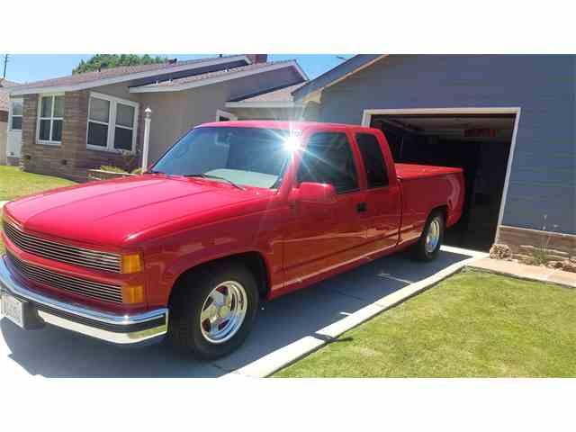 1995 Chevrolet Silverado | 985529