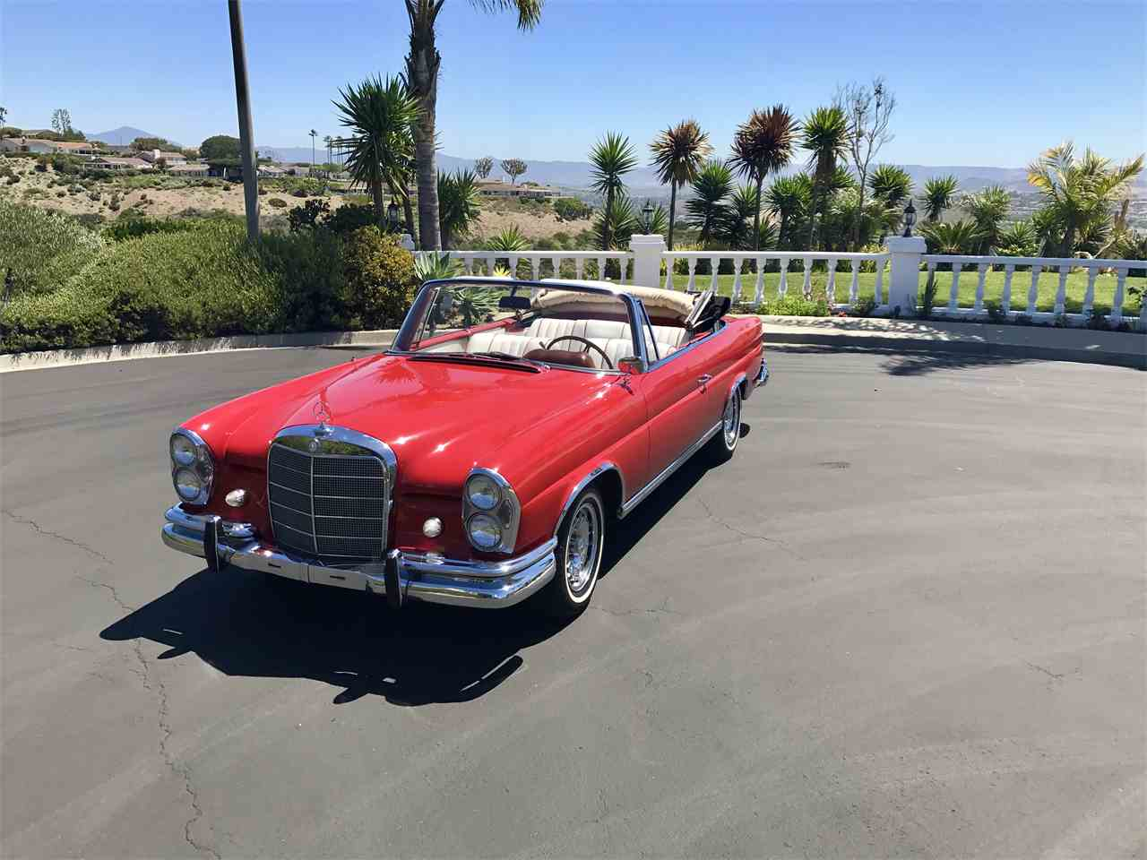 1962 mercedes benz 220se for sale cc for Mercedes benz laguna niguel ca