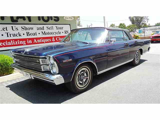 1966 Ford Galaxie 500 | 985539