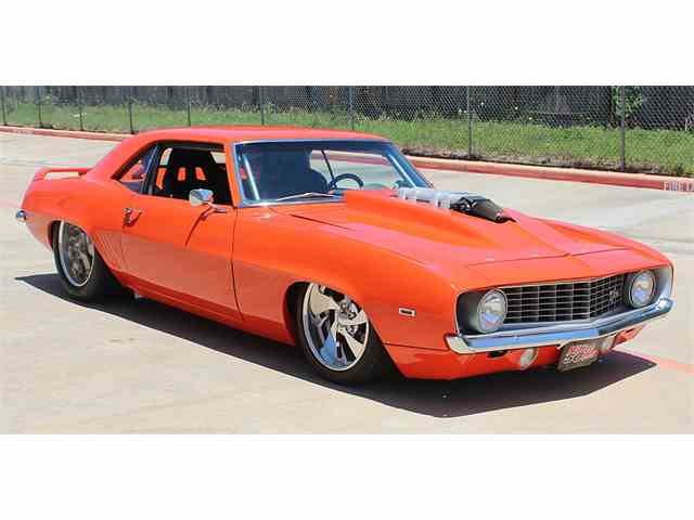 1969 Chevrolet Camaro | 985544