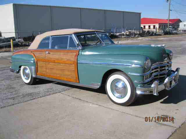 1949 Chrysler Town & Country Convertible | 985551