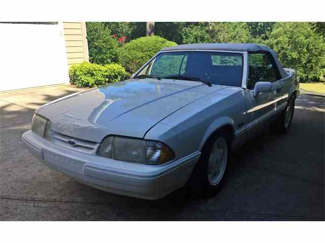 1993 Ford Mustang | 985556