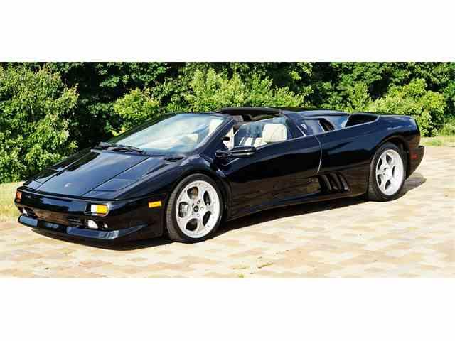 1998 Lamborghini Diablo | 985558