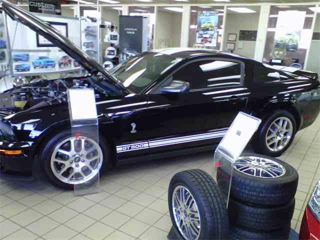 2009 Shelby Cobra GT500 | 985564