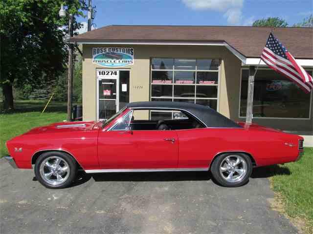 1967 Chevrolet Chevelle SS | 985566