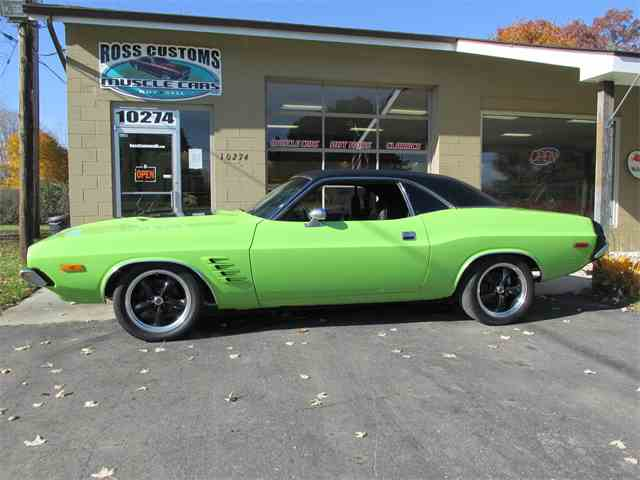 1974 Dodge  Challenger Rallye Fuel Injected 440 | 985567