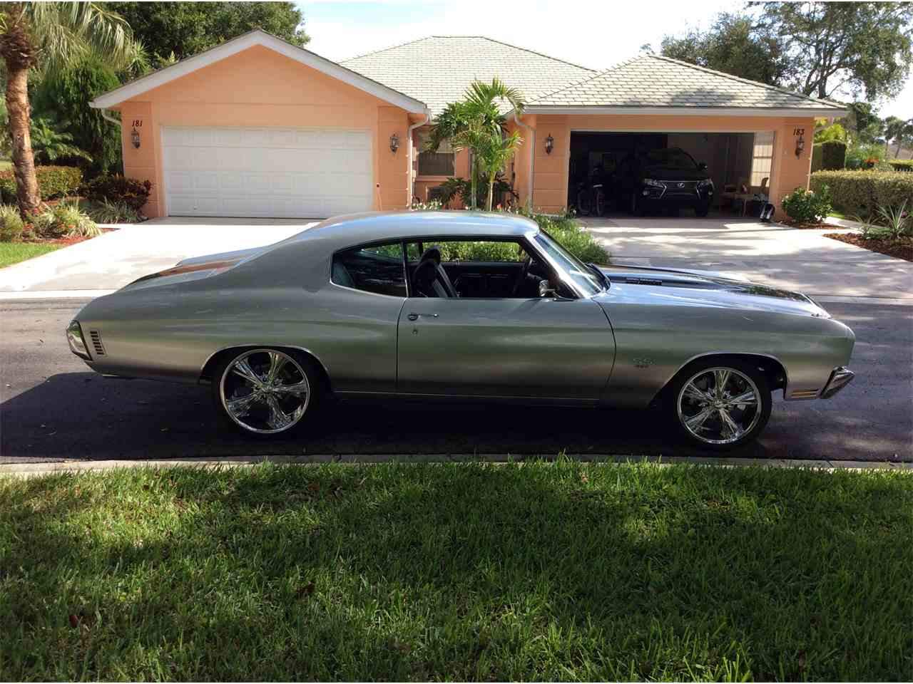 1970 chevrolet chevelle for sale cc 985568. Black Bedroom Furniture Sets. Home Design Ideas