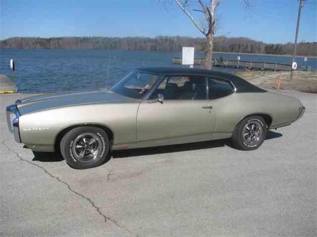 1969 Pontiac LeMans | 985573