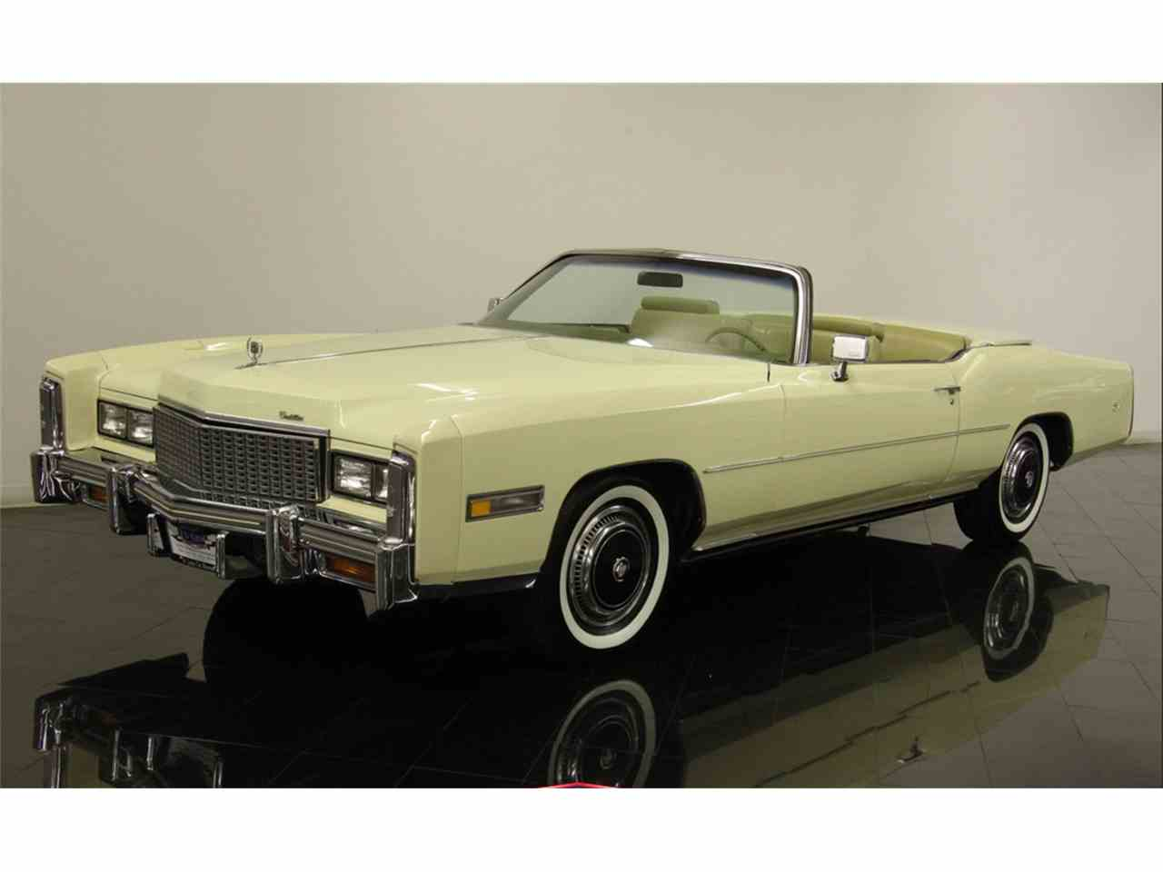 Large Picture of '76 Eldorado - L4H6