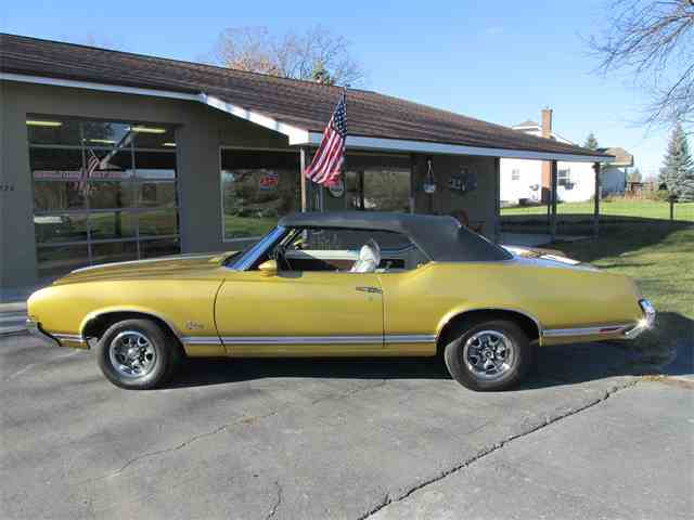 1970 Oldsmobile Cutlass | 985579