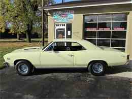 1967 Chevrolet Chevelle SS 396 - 138 VIN - Factory AC for Sale - CC-985580