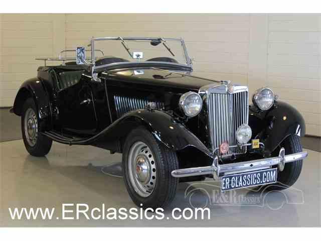 1952 MG TD | 985594