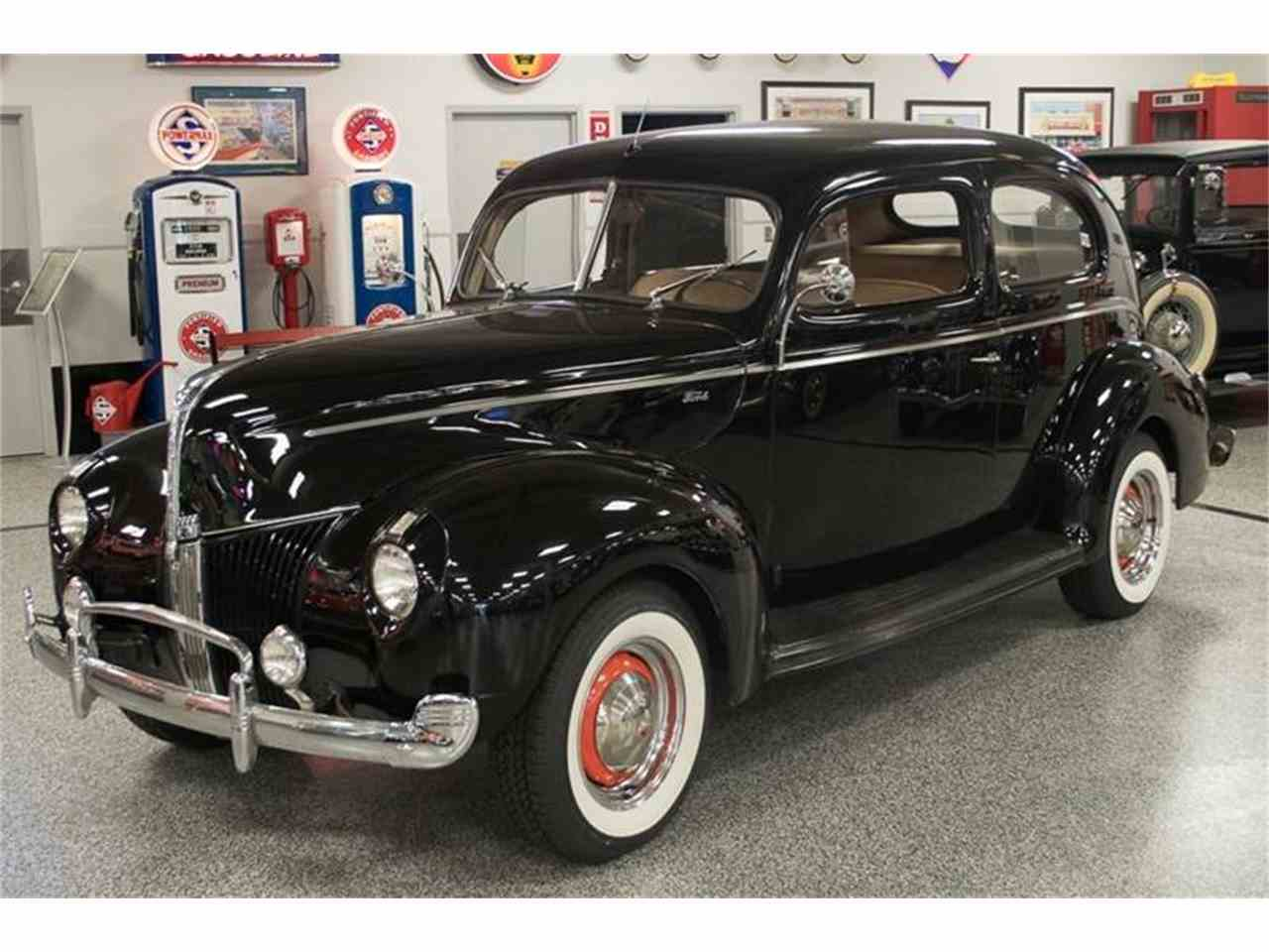 1940 ford standard 2 door for sale cc 985607. Black Bedroom Furniture Sets. Home Design Ideas