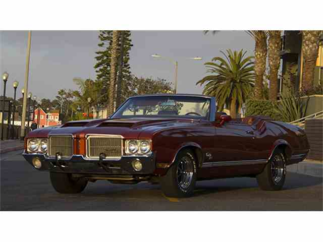 1971 Oldsmobile Cutlass Supreme Convertible | 985610