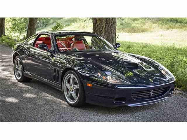 2003 Ferrari 575M Maranello   985613