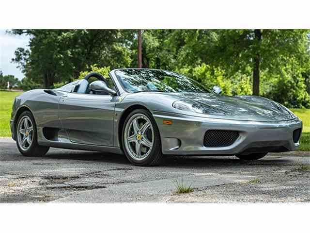 2004 Ferrari 360 | 985615