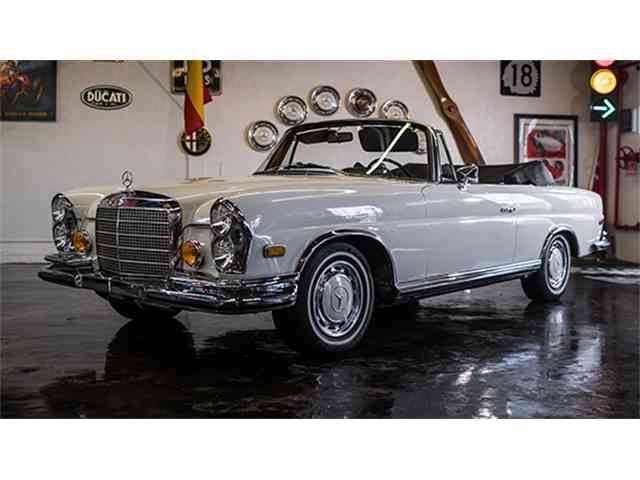 1971 Mercedes-Benz 280SE | 985618