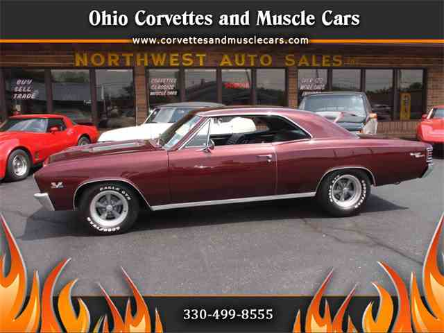 1967 Chevrolet Chevelle | 985631