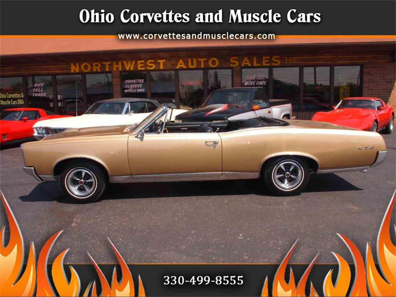 1967 Pontiac GTO for Sale - CC-985633