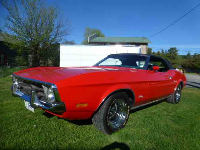 1972 Ford Mustang | 985635
