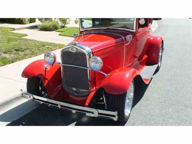 1931 Ford Model A | 985638